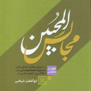 مجالس المحبّین : چهل مجلس اعتقادی ، اخلاقی ، اجتماعی و مذهبی (دوجلدی)